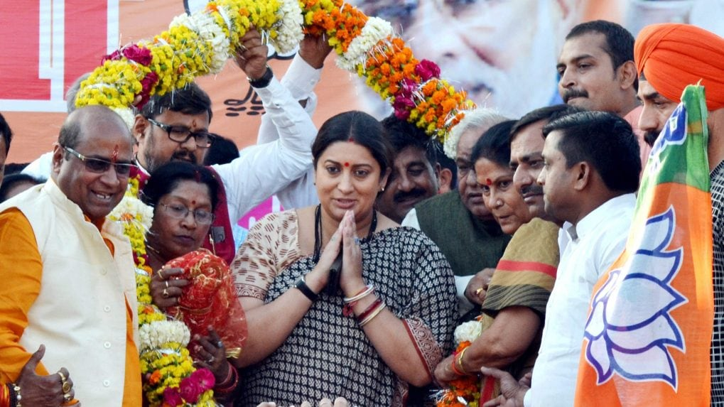 Lok Sabha election results 2019: Smriti Irani dethrones Rahul Gandhi from Amethi