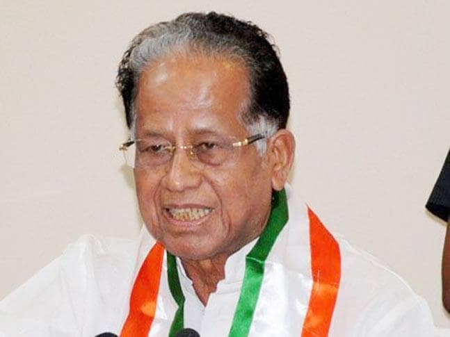 Tarun Gogoi confident of son Gaurav winning Kaliabor seat without Ajmal's help, denies possibility of Congress-AIUDF alliance