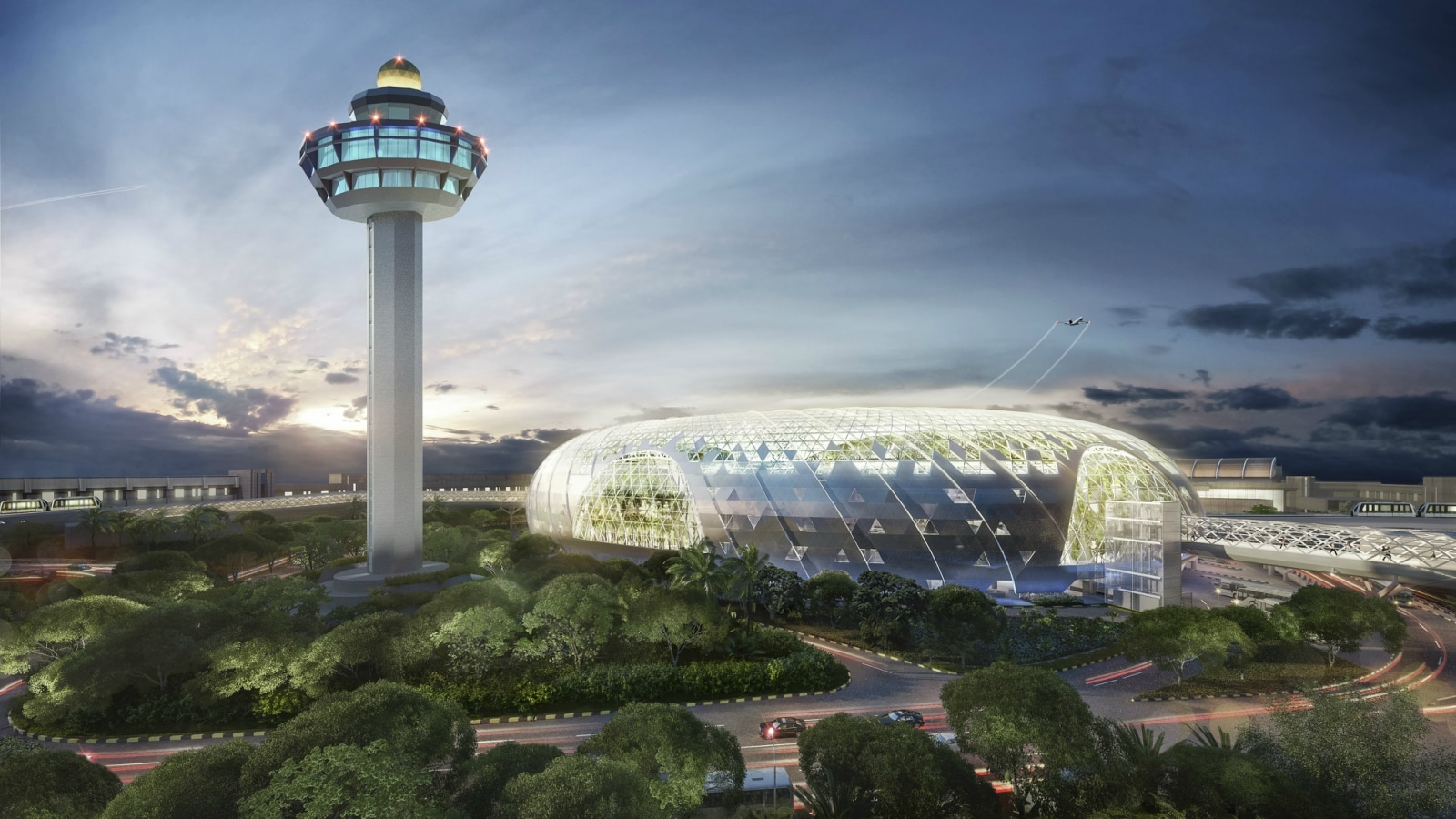 1. Singapore Changi Airport: Singapore Changi Airport is known for its rooftop swimming pool, two 24-hour movie theaters and shopping spots. The award came ahead of the much-awaited opening of Jewel Changi terminal on April 17, which will feature the world's tallest indoor waterfall.