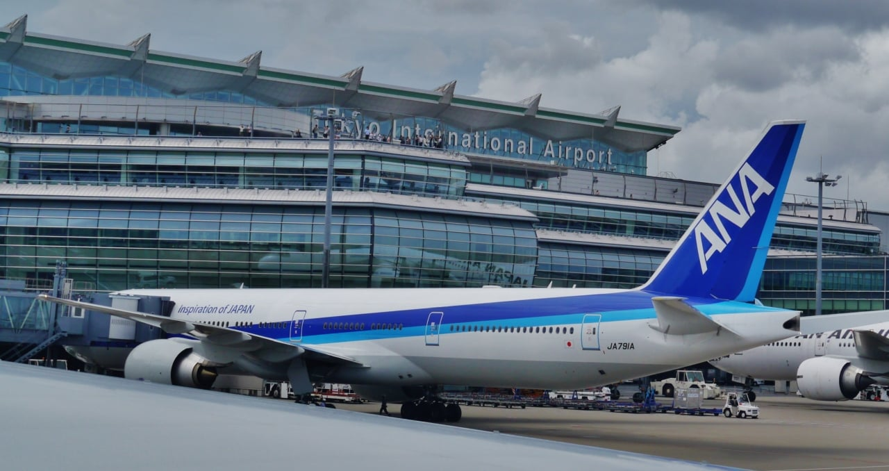 Airports Council International (ACI) has ranked as Tokyo International Airport, Japan, the fifth busiest in the world.