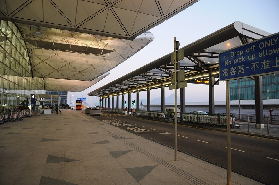 Hong Kong International Airport is ranked eighth by ACI.