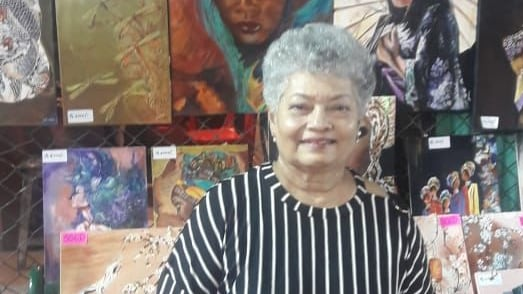 Women's day: Gama Lynn paints a brighter picture post 70