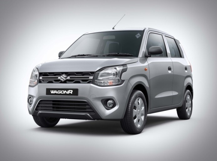 #3: 11,757 units of Maruti WagonR were sold in September, making its way to the third spot.  (Stock image/Caption: PTI)