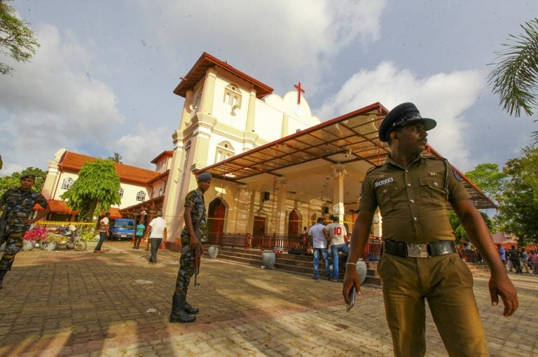 Sri Lanka blasts: A look at the churches and hotels targeted