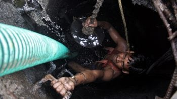 631 people died cleaning sewers, septic tanks in last 10 years: NCSK