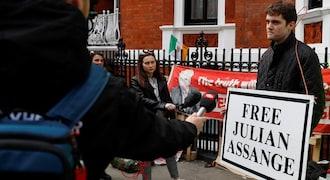 Reaction to arrest of WikiLeaks founder Julian Assange in London