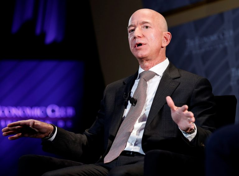 After 7 years of wait, Jeff Bezos finally gets '.amazon' domain: Report