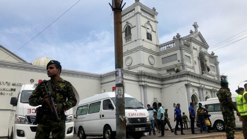 We are monitoring situation in Sri Lanka, says Sushma Swaraj