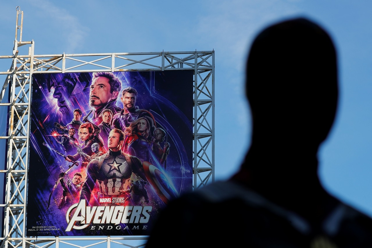 #1. Avengers: Endgame| Release Date: 2019| Box office collection: $2.8 billion. (Image: Reuters)