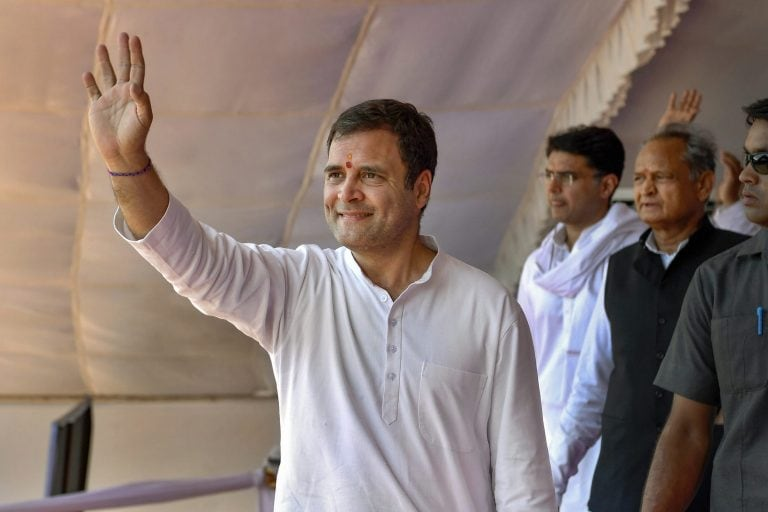 Rahul Gandhi tenders unconditional apology to the Supreme Court for his remark on Rafale deal