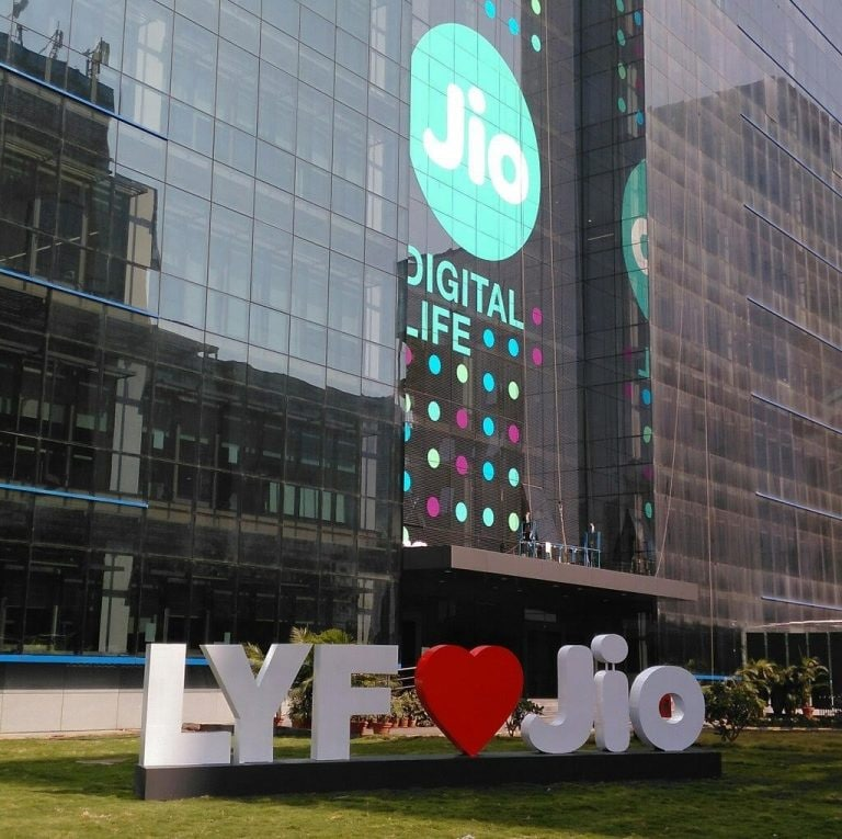 Reliance Jio sets new 4G availability record in India