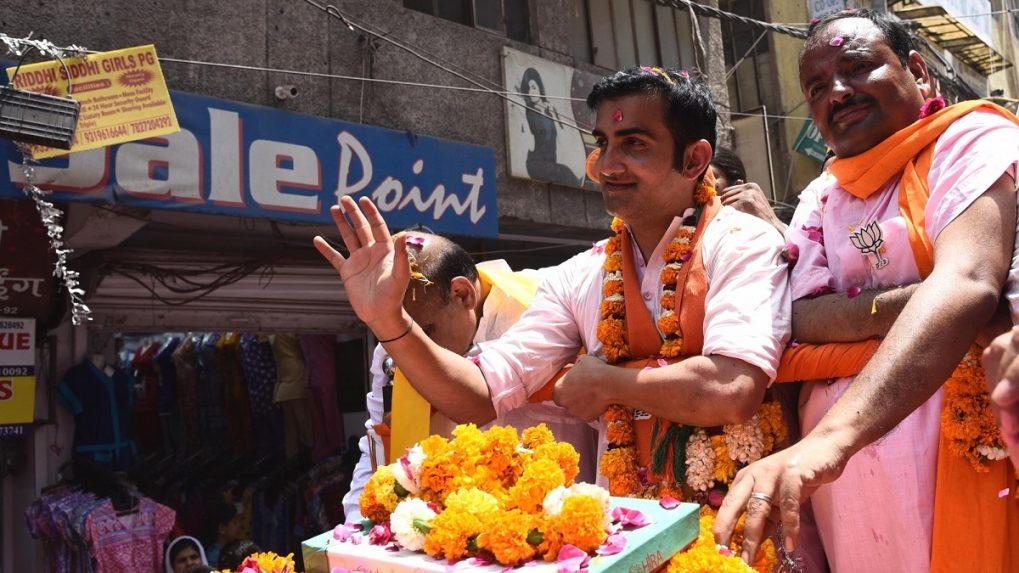 Election Caravan: Forced closure of shops angers Delhi traders