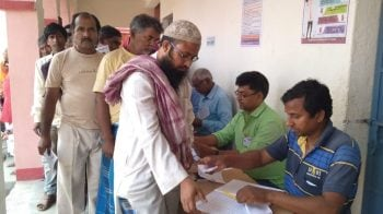 Bihar Election 2020 LIVE Updates: 33.10% voter turnout recorded till 1 pm in the first phase