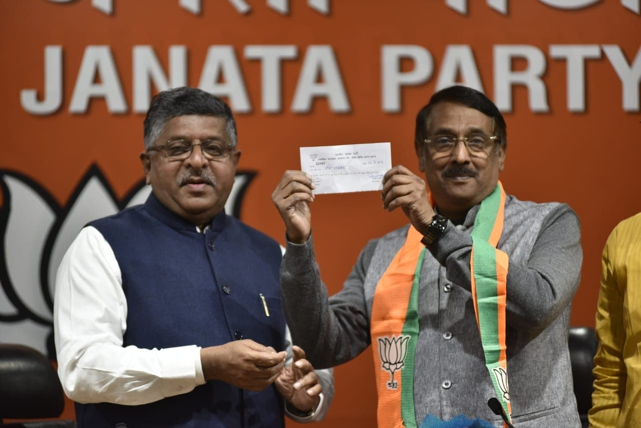 Tom Vadakkan - Until he joined BJP in mid-March this year, Tom Vadakkan was considered a close aide of UPA chairperson Sonia Gandhi, working for the party for two decades. The former Congress leader's grudge, according to him, with the party was its stand on the Pulwama terror attack, in which 40 CRPF personnel were killed.