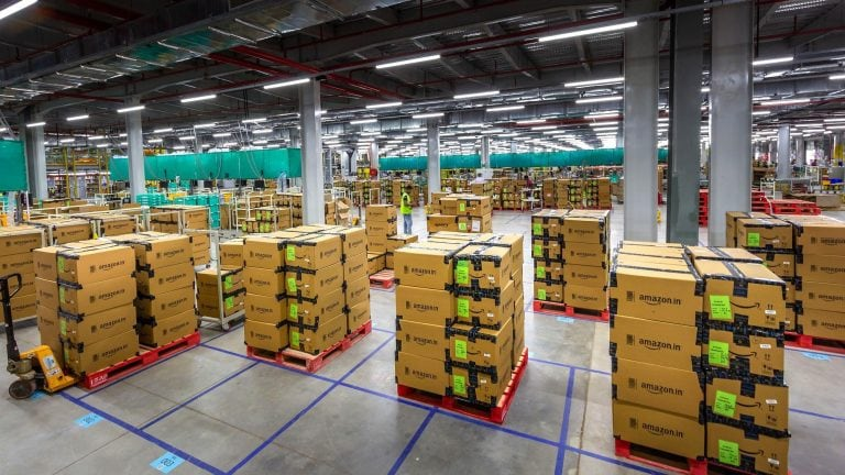 Amazon.in inks deal to expand its fulfilment centre in Hyderabad