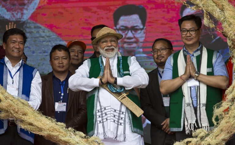 Modi 2.0 Cabinet: Kiren Rijiju and Rameswar Teli inducted as ministers in from Northeast