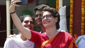 I will be happy to contest Lok Sabha polls from Varanasi, says Priyanka Gandhi