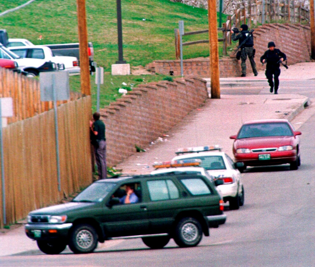Remembering Columbine: How 2 Teen Gunmen Unleashed Horror