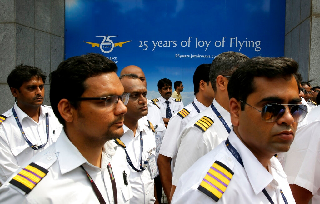 Creditors of India's beleaguered Jet Airways say that they are