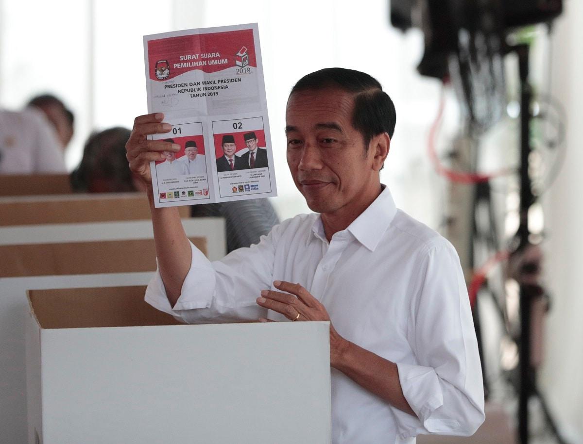 Indonesian President Joko