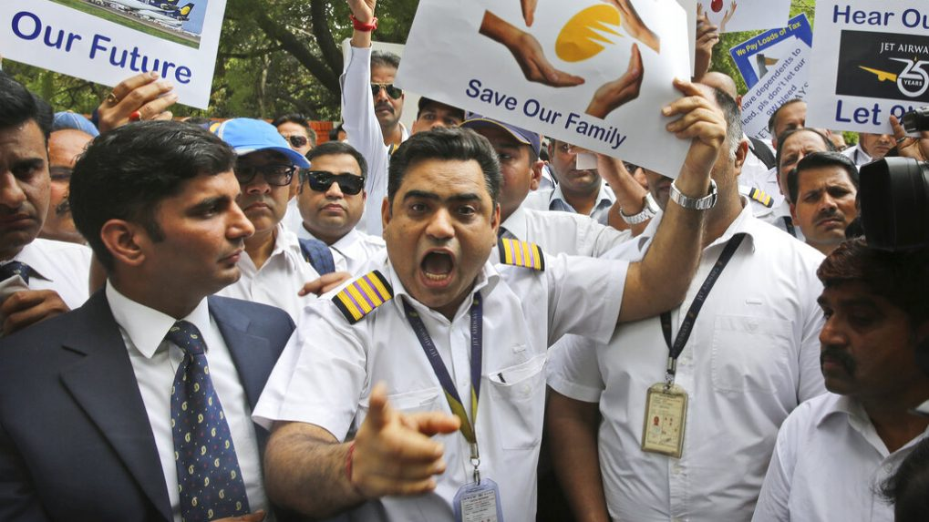 Ex-Jet Airways employee offers jobs to the distressed airline staff in his company