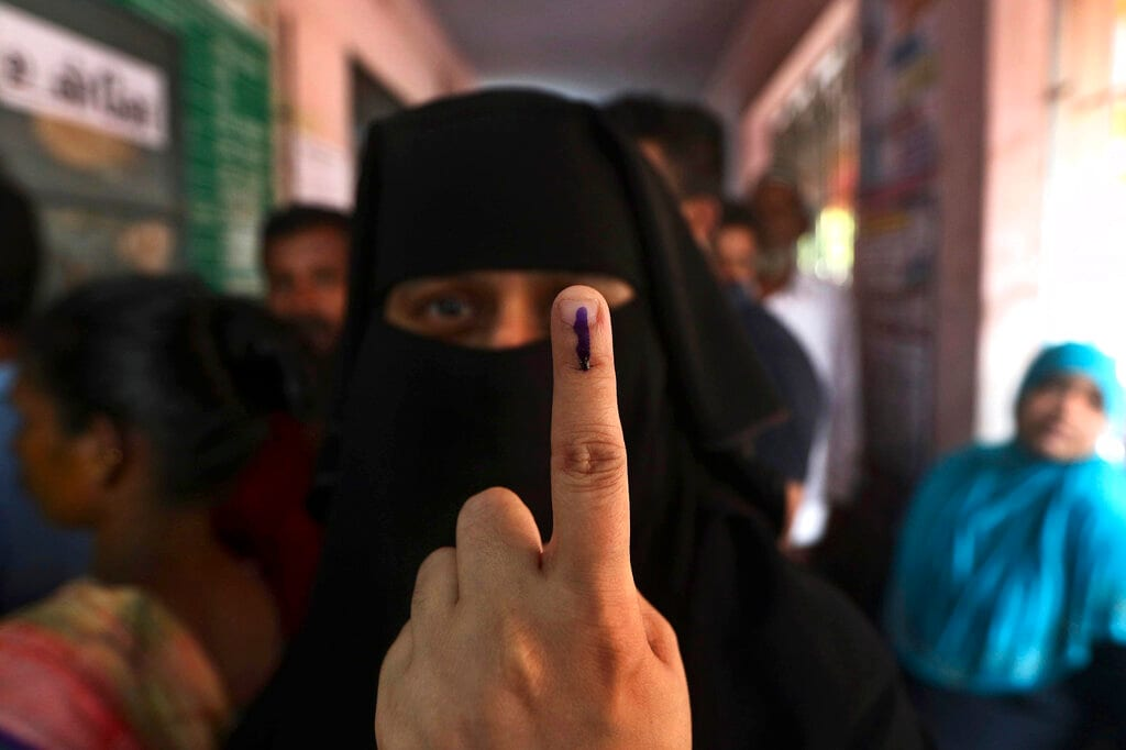 10. Phase 3 Lok Sabha Elections: People in 15 states will vote on Tuesday in the third phase of Lok Sabha elections scheduled for Tuesday which will see a maximum of 117 seats going to the polls in a single phase of the seven-phased election. Voting will be completed in all seats of Gujarat, Kerala, Goa, Karnataka, Chhattisgarh, Assam, Karnataka, Kerala, Dadra and Nagar Haveli and Daman and Diu with the third phase polls. The presidents of the two main political parties are in the fray in the third phase with BJP chief Amit Shah making his Lok Sabha election debut from Gandhinagar and Congress President Rahul Gandhi contesting from Wayanad. (Image: Reuters)