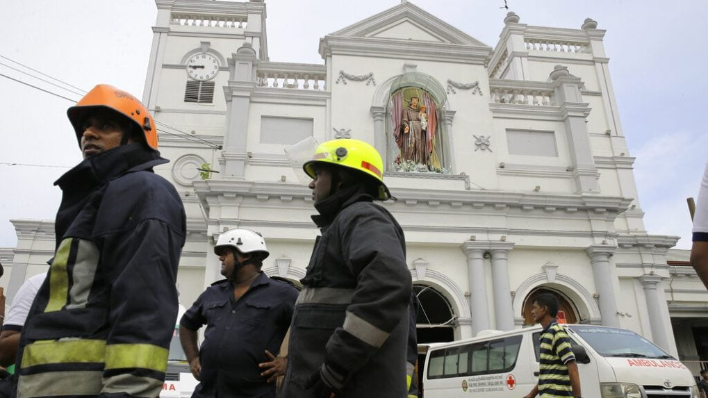 Indian mission in Sri Lanka monitoring situation, issues helpline numbers