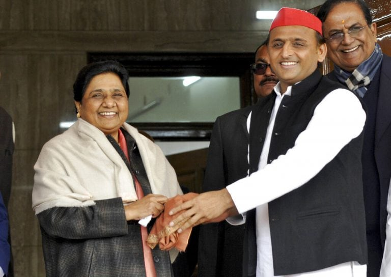 Lok Sabha 2019 election results: BJP all set to bust Mahagathbandhan's caste code myth in Uttar Pradesh