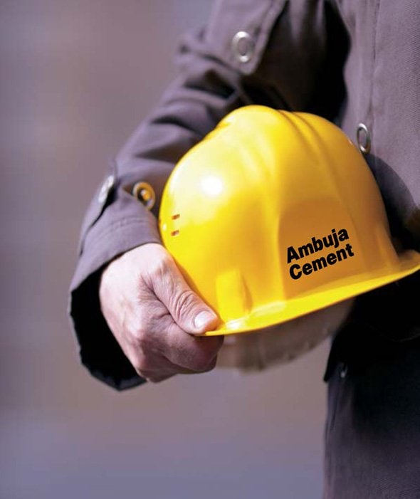 Ambuja Cements fell 1 percent to its 52-week low of Rs 184.10 per share on the NSE.(Company Image)
