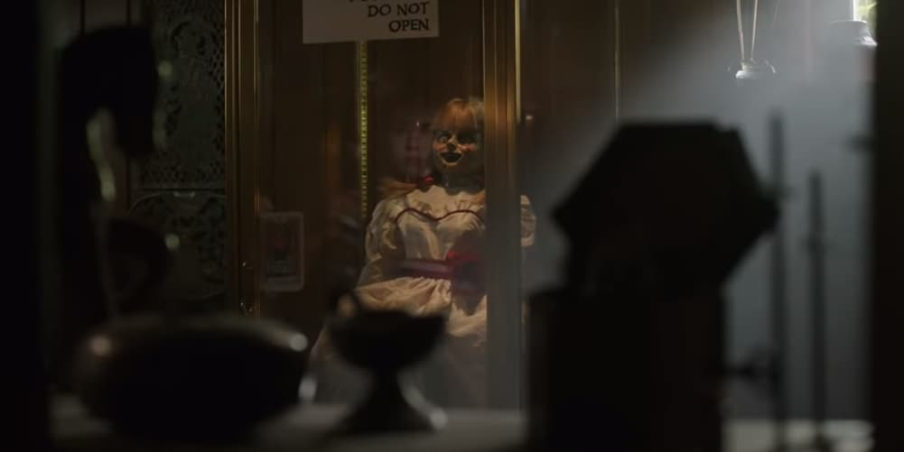 Annabelle Comes Home (June 28) — In this third
