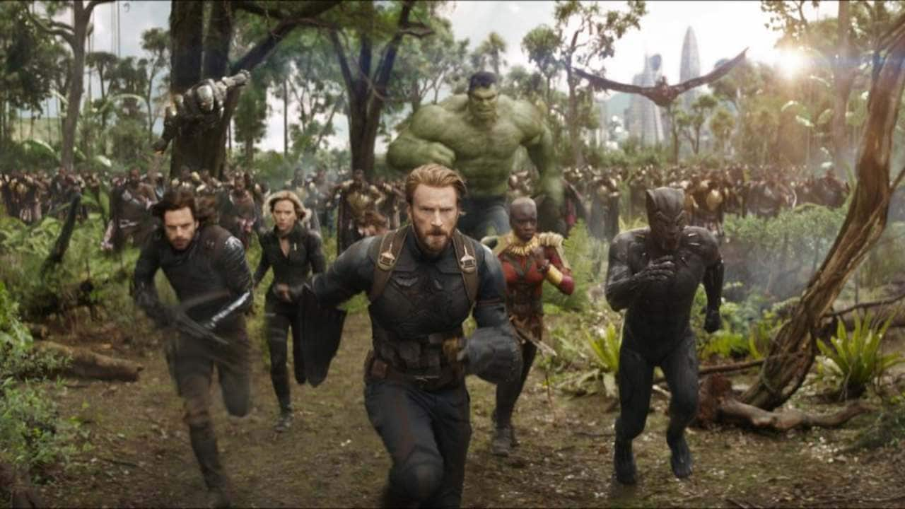 Avengers: Infinity War | Box Office: Rs 226 crore | This one shattered the records. No one could see this hurricane coming but the makers were confident and hence released the movie on a record count of screens. There were rewards too well as the film ended up raking a huge opening to the tune of Rs 31.30 crore. This was almost three times the biggest Hollywood opener till then, Fast and the Furious 7, which opened at Rs 12.38 crore. (Image: The Avengers/Twitter)
