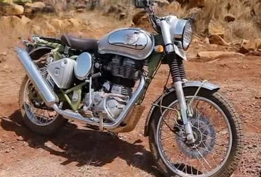 Flash Electronics files case against Royal Enfield for patent violation