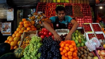 Retail inflation spikes to 4.62% in October on rising food prices