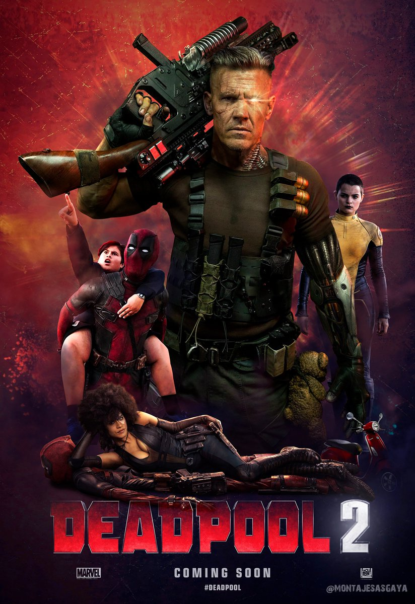 Deadpool 2 | Box Office: Rs 65 crore | One franchise which has been seeing good growth in India is 'Deadpool'. The first in the series collected around Rs 35 crore. However, the second instalment almost doubled its collections. The adult superhero action comedy is a bit niche in its appeal and is yet to gain a must-watch status. That is expected though when Deadpool 3 arrives. (Image: Twitter)