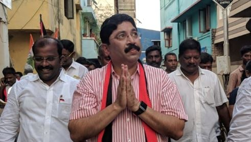Lok Sabha Elections 2019: DMK's Dayanidhi Maran ducks questions on corruption, promises jobs and clean water