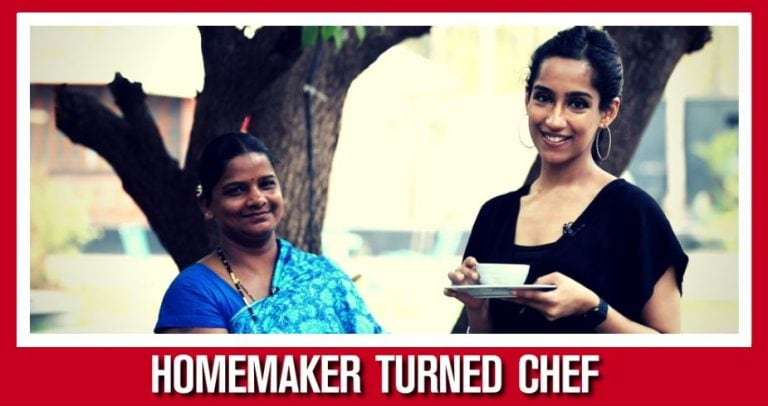 Food For Thought: From a homemaker to a chef