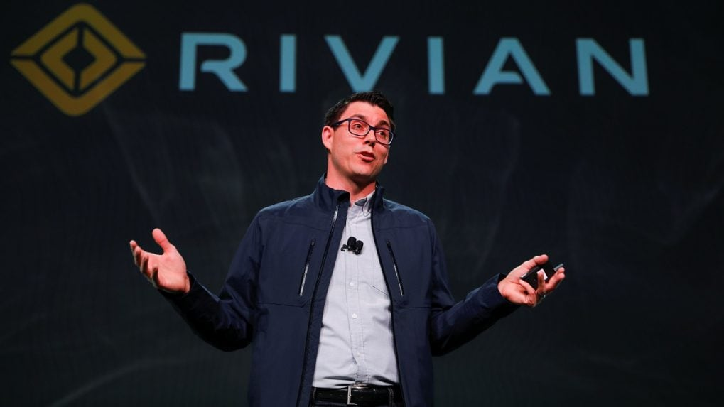 Electric automaker and Tesla rival Rivian raises another $2.5 billion