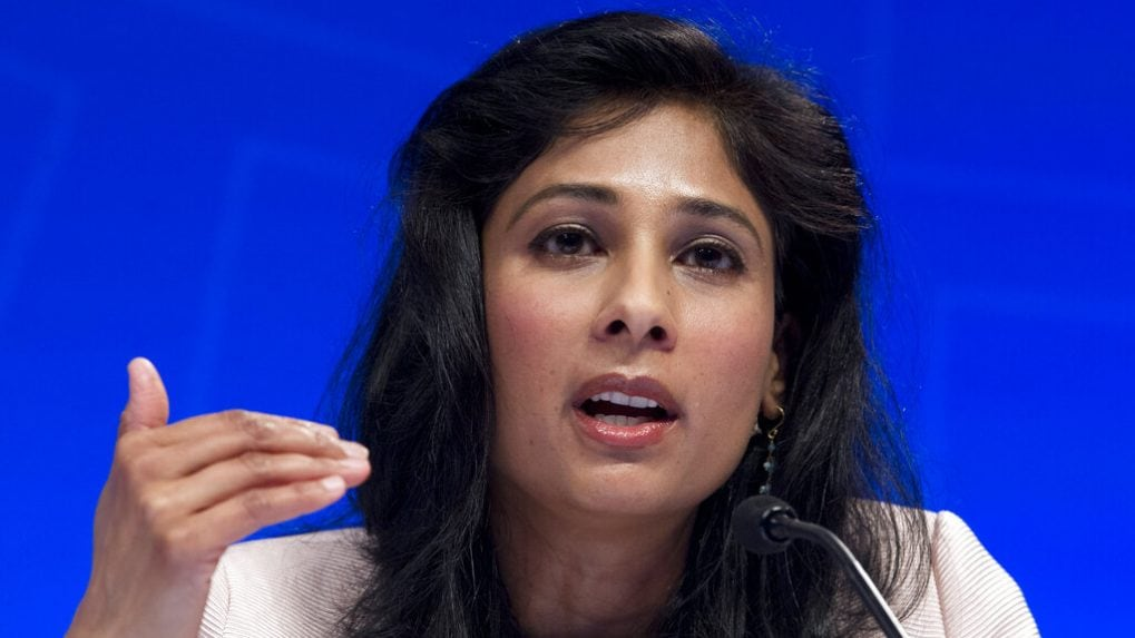 IMF paying close attention to India data, says chief economist Gita Gopinath