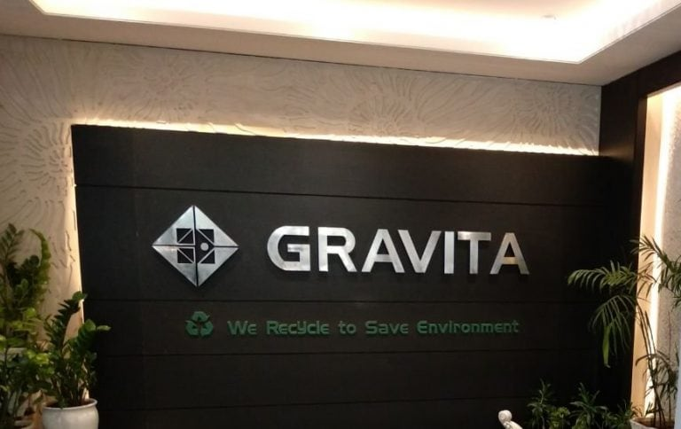 Gravita India expects revenue of Rs 50 crore from Tanzania lead unit from next year
