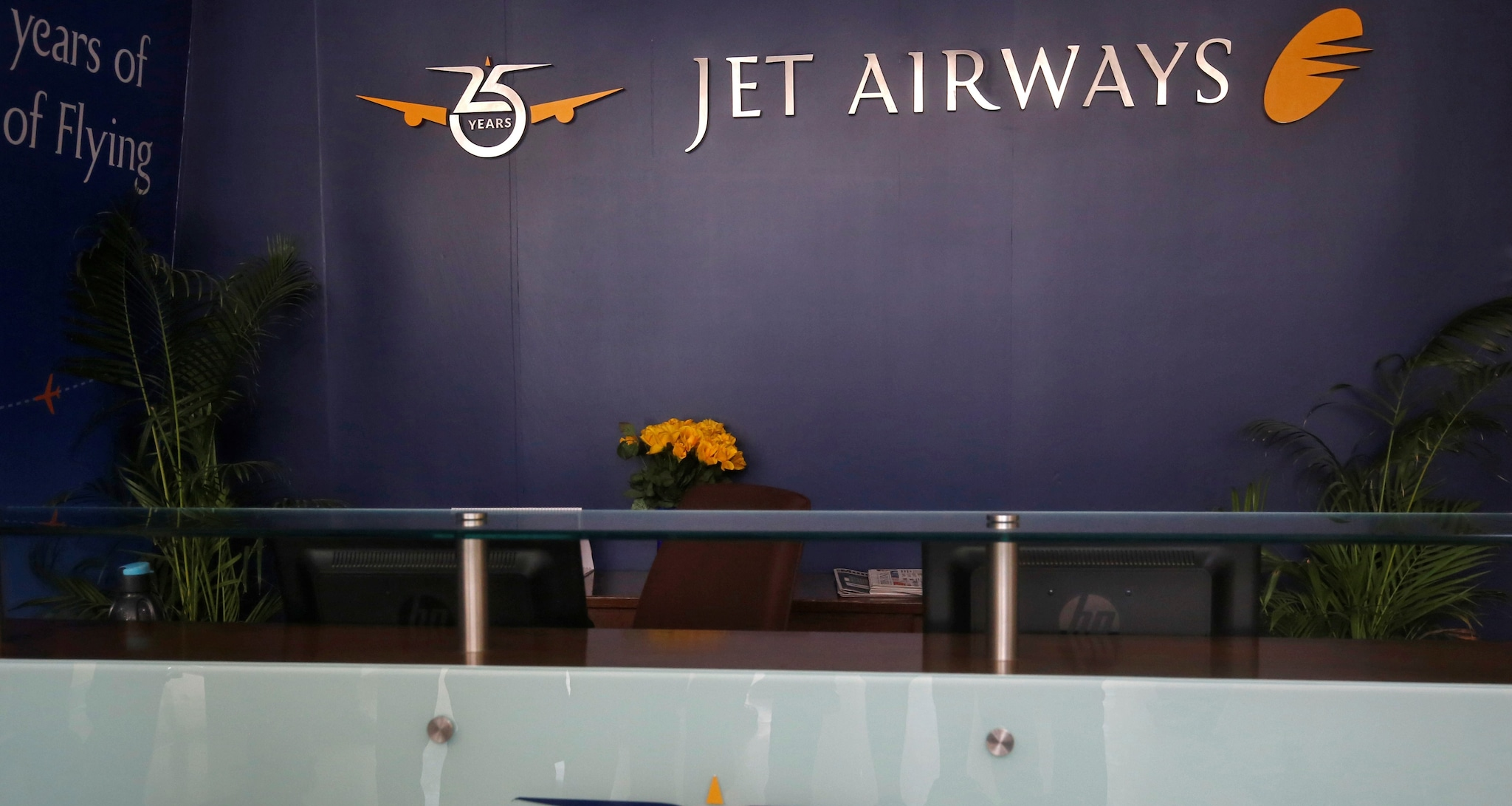 Jet Airways: State Bank of India said they have received bids from Etihad Airways and a few unsolicited parties to take over the grounded airline. (Image: Reuters)