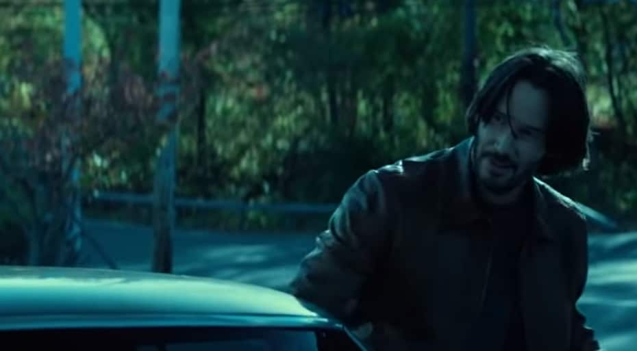 John Wick: Chapter 3 — Parabellum (May 17) — Everyone's favorite assassin is back and this time the Keanu Reeves character has a $14 million price on his head. (Image: YouTube/Caption: AP)