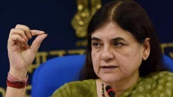 Lok Sabha Election Results 2019: Maneka Gandhi wins Sultanpur seat by a margin of 12,000 votes