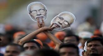 Lok Sabha elections 2019 highlights: Naxals will get a big boost if 'Mahamilavati' comes to power, says Modi in Gondia