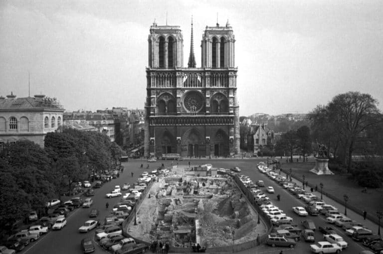 Notre Dame Cathedral: Some facts and figures