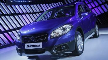 Maruti launches petrol variant S-Cross, price starts at Rs 8.39 lakh