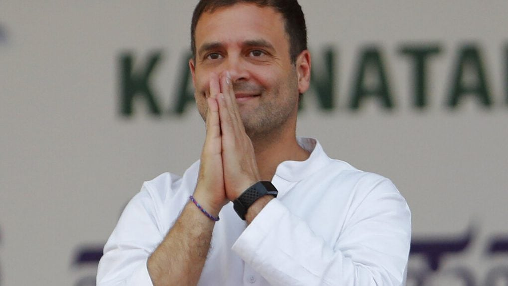 Amethi candidate challenges Rahul Gandhi's affidavit, raises questions on citizenship