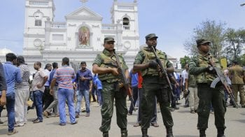 Sri Lanka bomber queued at hotel buffet, then unleashed devastation