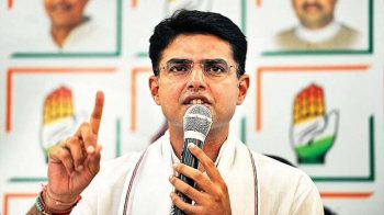 Rajasthan crisis: Sachin Pilot in talks with BJP, say sources