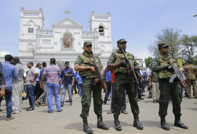 Sri Lanka bomb attacks were revenge for New Zealand mosque killings