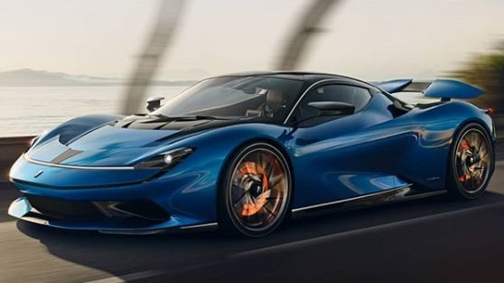 $2.5 Million Battista Electric Hypercar Launched In New